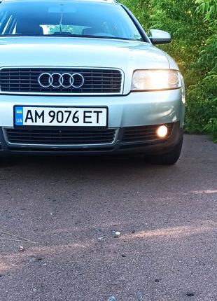 Audi A4 Avant B6