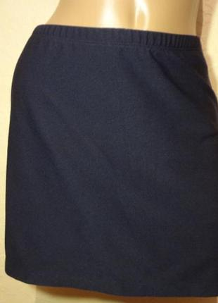 Супер-пупер классная юбка шортами/для тенниса  mex размер m l