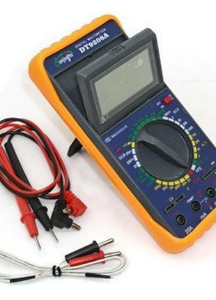 Профессиональный Цифровой мультиметр DT 9208 A