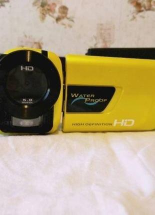 Влагозащищенная видеокамера SILVER CREST SCAW 5.00 B2
