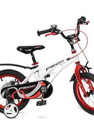 Детский двухколесный велосипед LMG14202,колеса 14 дюймов