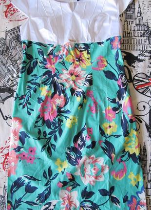Летнее платье 50 размер