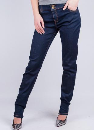 Женские джинсы слим 42 размер