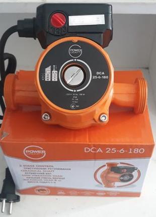 Циркуляционный насос для отопления Powercraft DCA 25-6-180 (Но...