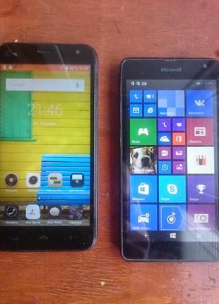 Телефон lumia microsoft  535