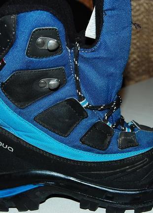 Quechua зимние ботинки 39 размер