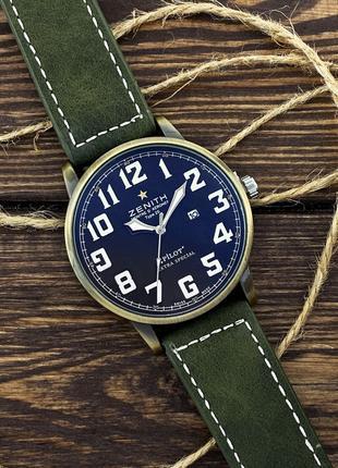 Мужские наручные часы Zenith