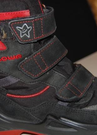 Lowa зимние ботинки 32 размер