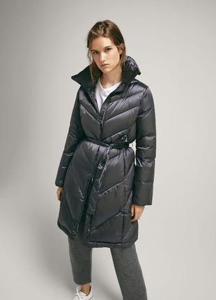 Невероятный куртка пуховик плащ пальто мировой бренд моды mass...