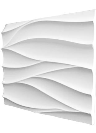 Гипсовые 3д панели Нежность