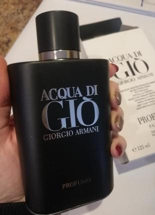 Мужская парфюмированная вода тестер profumo