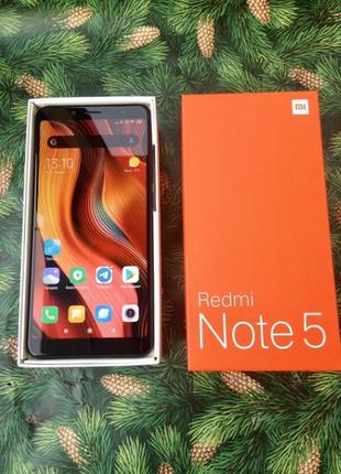 Xiaomi redmi note 5 (4 ГБ/64 ГБ  гарантия)