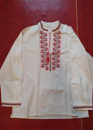 Рубашка с вышивкой мужская вышиванка