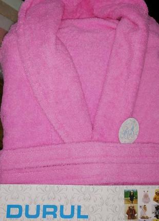 Женский хлопковый халат, турция, в наличии размеры, расцветки