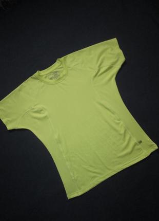 Классная брендовая яркая лимонная спортивная футболка crane ге...