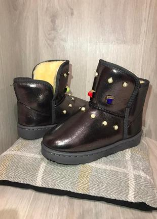 Угги сапоги зима ботинки п