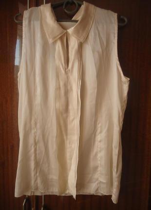 Роскошная блуза с нежнейшего шелка hemisphere