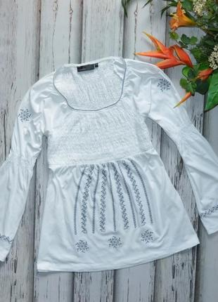 Блуза вышиванка kappahi p l