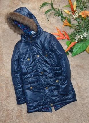 12-13 лет куртка парка yigga topolino
