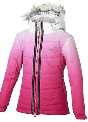 12-14 лет зимняя термо куртка dare2b