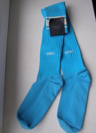 Gant высокие носки, гетры для занятий спортом размер 1. оригинал