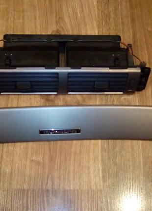 Дефлекторы воздуховоды панели audi a6 c5 комплект