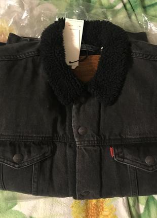 Levis Sherpa ( куртка из Америки )