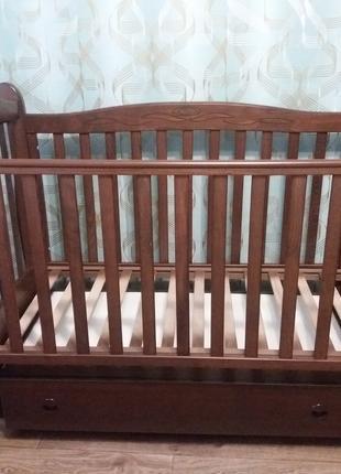 Детская кроватка Соня ЛД-15