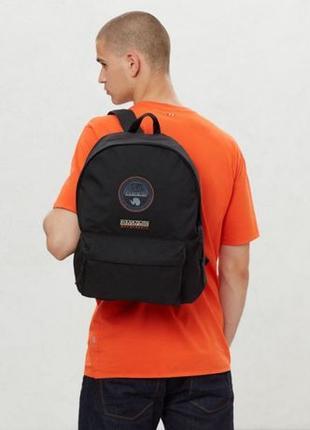 Оригинальный рюкзак Napapijri Voyage 1 Black (N0YGOS041)