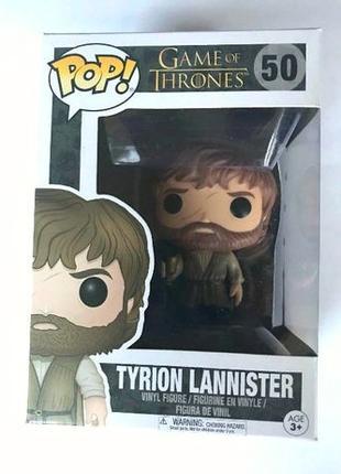 Коллекционная фигурка Funko Pop: Game of Thrones - Tyrion Lann...