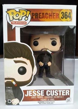 Коллекционная фигурка Funko POP: Preacher - Jesse Custer (Проп...