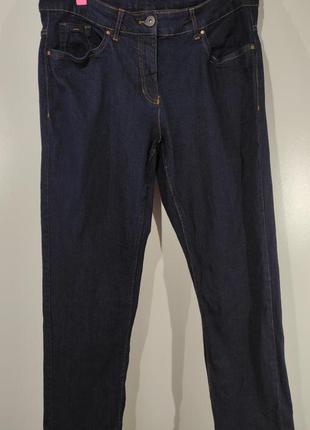 Женские эластичные джинсы blue motion размер 44