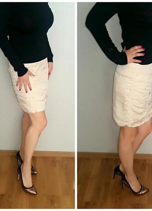 Прямая юбка миди от vero moda 48- 50 размер