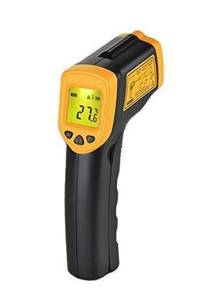 Термометр-пирометр лазерный цифровой бесконтактный Kronos AR36...