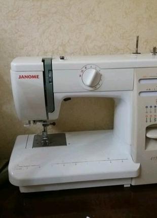 Швейная машинка Janome 415