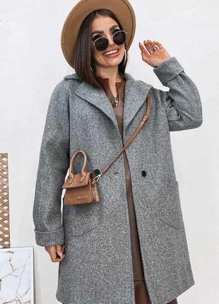Пальто на осень женское