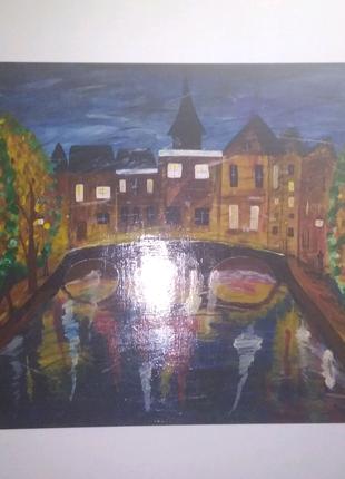 Картина,  картина на двп, 94 *68