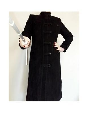 Шерстяное пальто от vaur на украинский 46-48 размер