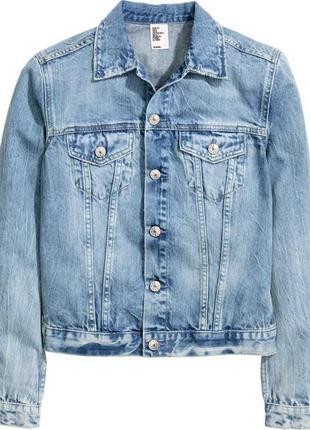 🎀🎀🎀стильная короткая женская джинсовая куртка, пиджак, жакет r...