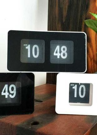 Перекидные часы, перекедний годинник Flip Clock, настольные