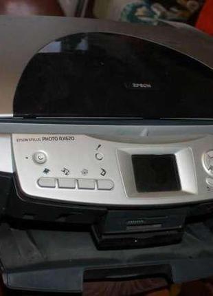 Блок сканера с принтера Epson rx 620