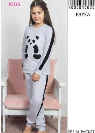 Пижама на байке для девочки vienetta secret