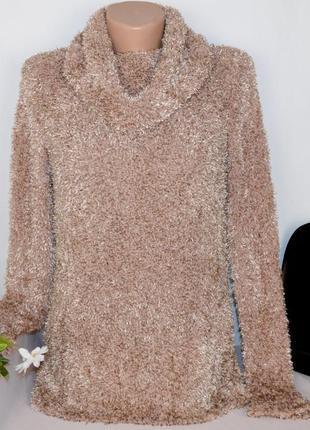 Брендовая теплая кофта свитер с горловиной windsmoor гонконг