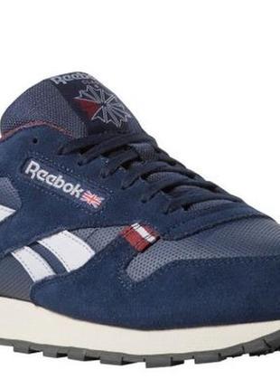 Мужские  кроссовки reebok classic leather  мужские cn7178