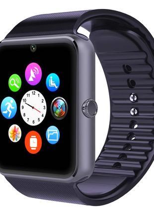 Смарт часы Smart Watch GТ- 08 Black