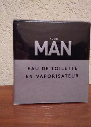 Туалетная вода avon man (75 мл)