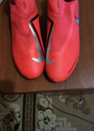 Бутсы Nike Phantom Vision Academy DF FG AO3258-600 (Оригинал)