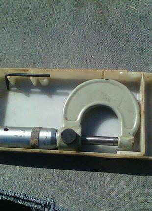 Продам Микрометр МК 0-25