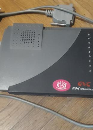 Модем диалап dial-up GVC 56K Vector