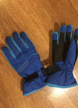 Перчатки на мальчика 6-7 лет